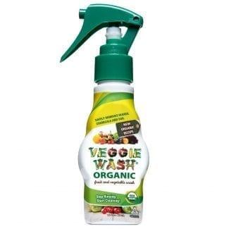 2.5 oz. Organic Veggie Wash