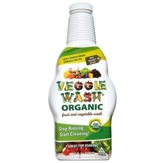 32 oz. Organic Veggie Wash
