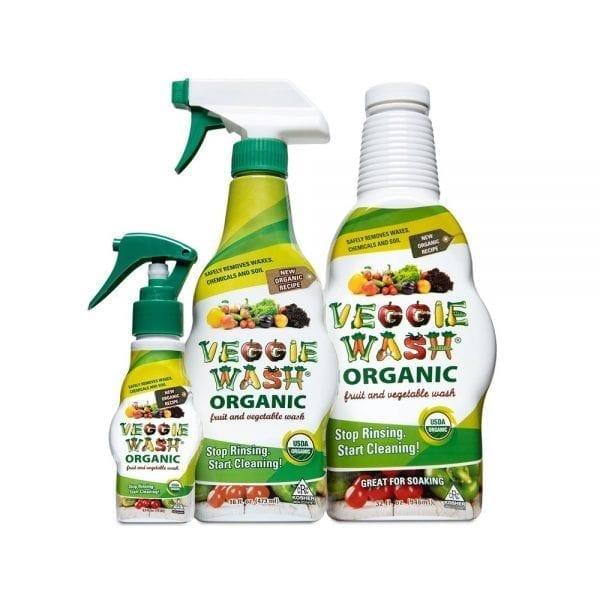 Organic Veggie Wash
