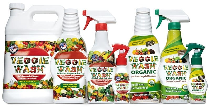 Veggie Wash Products Reviews