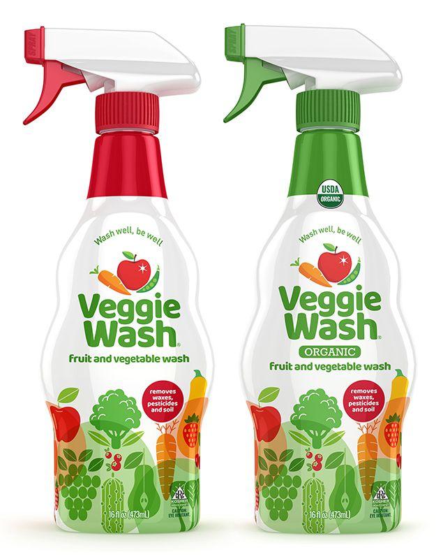 Fruits & Vegetables Spray Cleaner